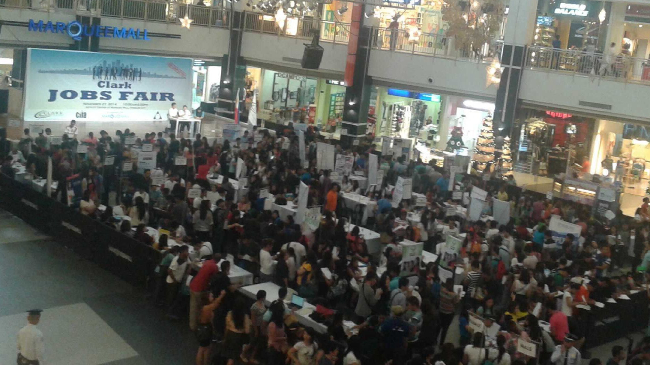Beepo scouts the best talents on Marquee mall Job Fair.