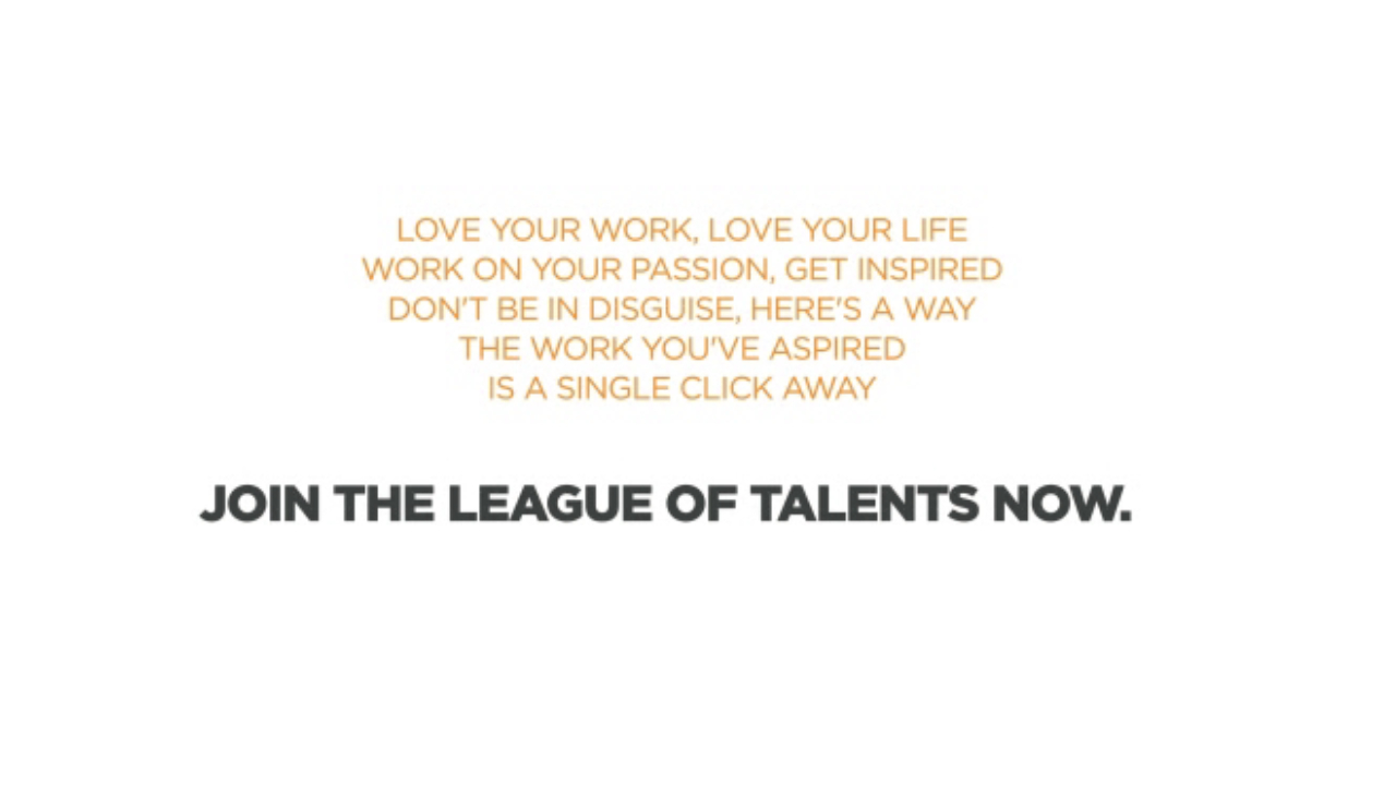 Love Your Work Graphic.
