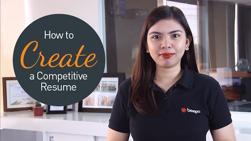 Kim from Beepo's Talent Acquisition team shares her top 5 tips on how to construct a competitive resume.